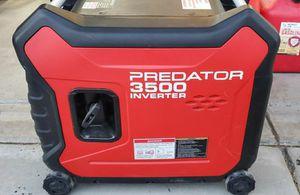 Predator 3500 Generator for Sale in Beaumont, CA