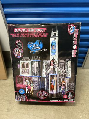 MONSTER HIGH DOLL HOUSE for Sale for sale  The Bronx, NY