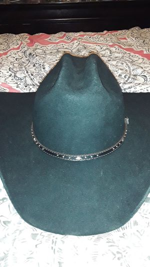 Justin country hat for Sale in San Antonio, TX