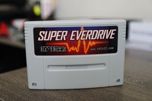 Super Nintendo Super Everdrive Official. for Sale in Cleveland, OH