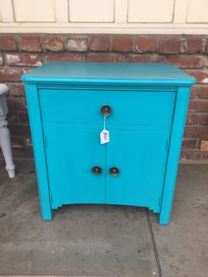 Nightstand / side table/ cabinet for Sale in Clovis, CA