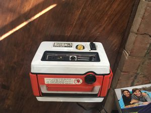 Honda generator EM400 run forever barely new. Run super quiet a gallon gas run straight 12 hours for Sale in Garden Grove, CA