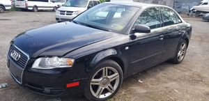 2007 Audi A4 AWD Quattro triple black 2.0TURBO for Sale in Bridgeport, CT