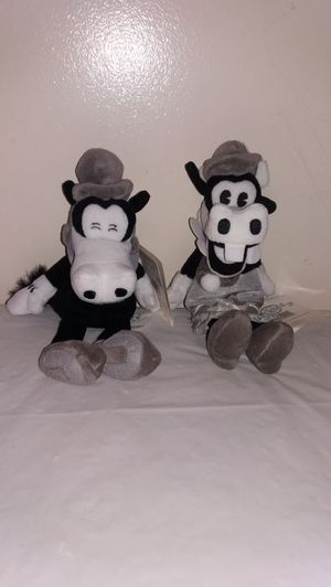 New with tags Disney Clarabelle and BB Horace Horsecollar for Sale in Westmont, IL