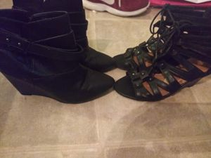 Black boots for Sale in Mesquite, TX