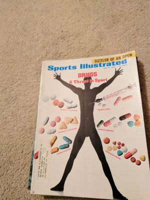 1969 sports illustrated Drugs for Sale in Corinth, ME