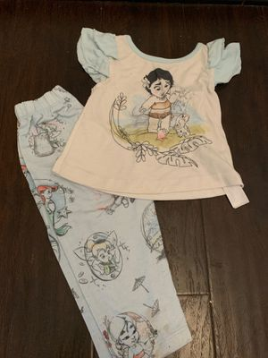 Moana 2t pajamas Disney store for Sale in Los Angeles, CA