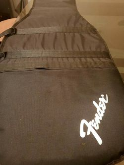 Fender Electric Guitar Gig Bag for Sale in Seattle,  WA
