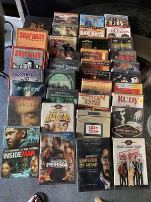 DVDs for Sale in Hacienda Heights, CA