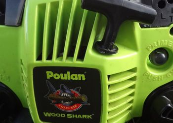 Poulan Woodshark Chainsaw 33cc 14in 2010 for Sale in Graham,  WA