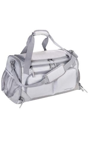 Gym Bag, Sports Duffle Bag with Shoes Compartment & Wet Pocket for Men Women, 35L for Sale in Yonkers, NY