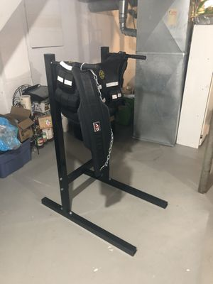 Pull up Stan/ weight vest for Sale in Reynoldsburg, OH