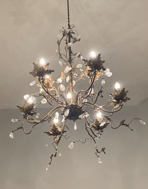 Chandelier & Sconce set for Sale in McDonald, PA