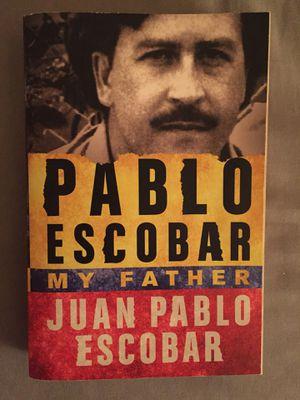 PABLO ESCOBAR MY FATHER JUAN for Sale in Grand Prairie, TX