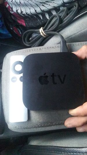 "Apple Tv 3rd generation. ""Jailbroken"" for Sale in Indianapolis, IN"