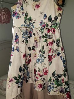Girls Flower Dress. Girls (Size 12) for Sale in Fort Lauderdale,  FL