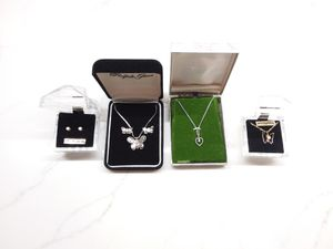 Genuine diamond chip jewelry collection for Sale in Overland Park, KS
