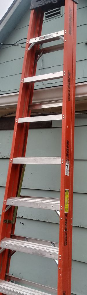 10' step ladder 300lbs rated for Sale in Leavenworth, KS