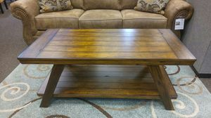 Brand new coffee table and two end tables for Sale in Portland, OR