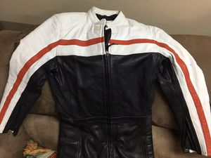 Vetter motorcycle one piece leathers Men 44 for Sale in Queen Creek, AZ