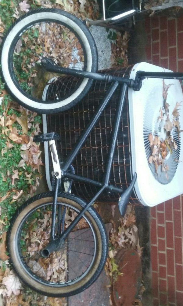 "21"" Haro BMX Bike"