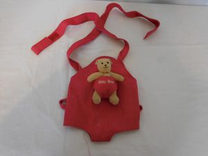 American Girl Bitty Baby Doll Bitty Baby Bitty Bear Carrier With Bear Rare for Sale in Lake Elsinore, CA