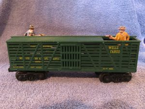 Lionel 3370 sheriff and outlaw for Sale in Williamsport, PA
