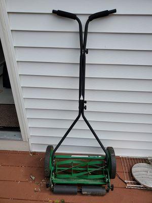 Scott Elite 1000 - push reel mower for Sale in Providence, RI