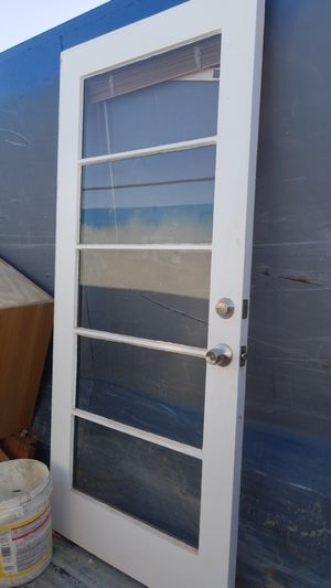 Puerta de exterior 36×80 for Sale in Phoenix, AZ