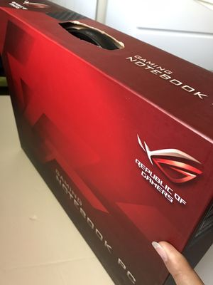 "EXCELLENT in BOX // 15.6"" ASUS Gaming Laptop -FHD AntiGlare - i7-6700HQ 2.6Ghz (8 CPUS) - 128GB Samsung SSD + 1 TB HDD + 16GB DDR4 Ram - NVIDIA GeFor for Sale in IL, US"