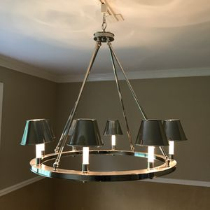Chrome Chandelier for Sale in Traverse City, MI