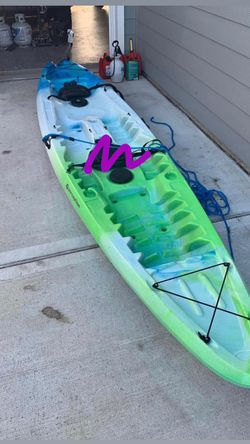 2 Seater Perception 13.5 Kayak for Sale in Houston,  TX