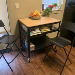 Rolling Island/kitchen Cart for Sale in Oak Grove, OR