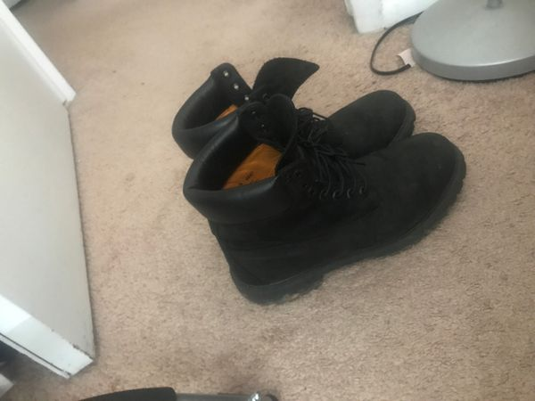 Timberland boots size 10 con.8/10 perfect for work