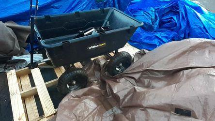 Gorllia Dump Wagon 1200lb Max for Sale in Portland,  OR