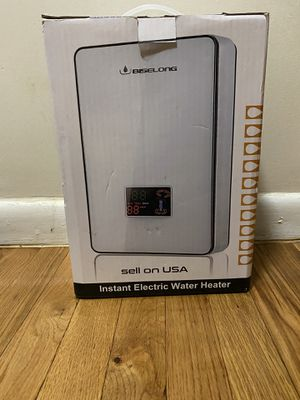 Biselong water heater brand NEW in box for Sale in Allentown, PA