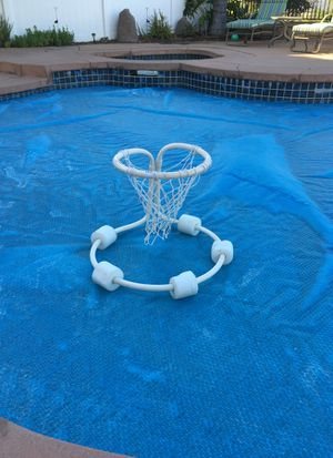Floating pool basketball hoop for Sale in Temecula, CA