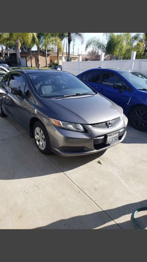 Honda Civic Coupe 2012 for Sale in Covina, CA