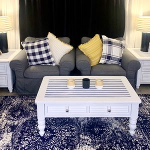 Pottery Barn Style Coffee Table/end Table Set for Sale in Beaverton, OR