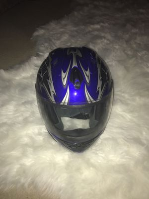 Motorcycle Helmet Medium Size for Sale in Germantown, MD