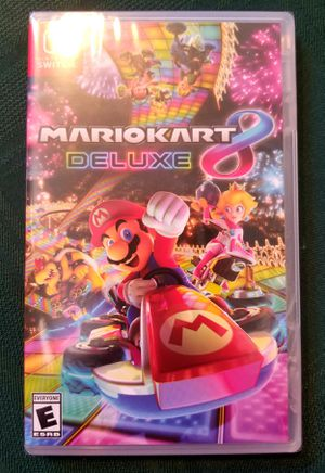 Mario Kart 8 Brand New Factory SEALED for Sale in Oak Glen, CA