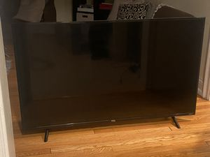 "55"" TCL Smart Roku TV for Sale in Croton-on-Hudson, NY"