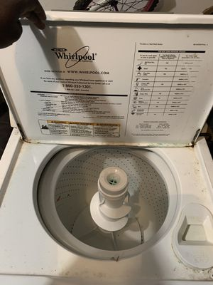 🔥 🔥 whirlpool washer available $75 cash 💵 💰 OBO for Sale in Temple Terrace, FL