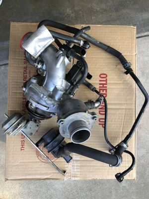 2009, 2010, 2011, 2012 Audi A4/Q5 2.0T Turbo Charger w/Manifold (OEM 06H145702Q) for Sale in Fontana, CA
