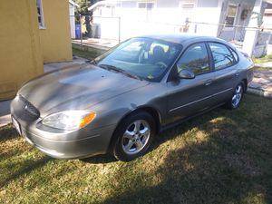 2003 ford Taurus 4 door automatic $1100 obo for Sale in DEVORE HGHTS, CA