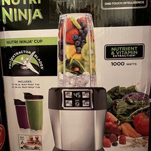 Nutri Ninja IQ Blender for Sale in Corona, CA