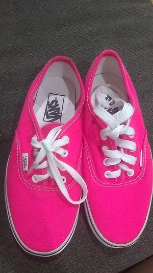 Hot Pink Vans for Sale in Harrisburg, PA