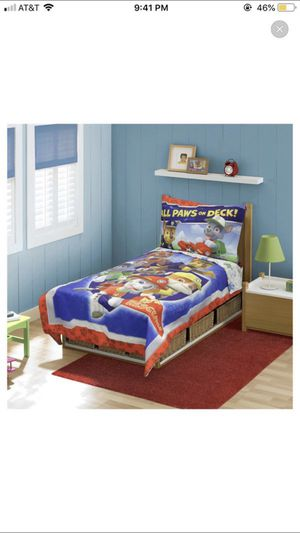 Entire paw patrol room decor for Sale in Bakersfield, CA
