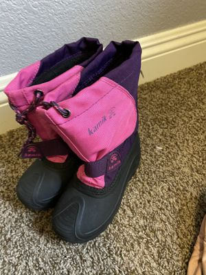 Kids snow boots for Sale in Fontana, CA