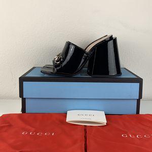 Gucci Horsebit Black Heels Pumps Shoes for Sale in Los Angeles, CA